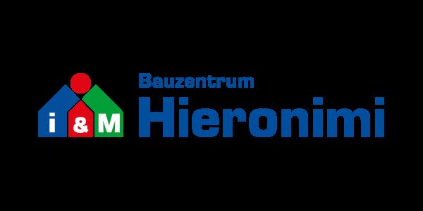 Logo Bauzentrum Hieronimi