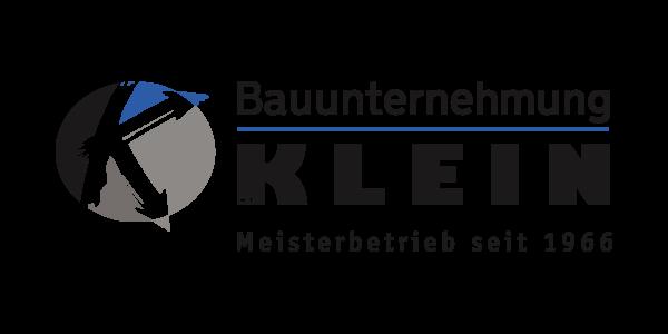 Logo Bauunternehmung Klein