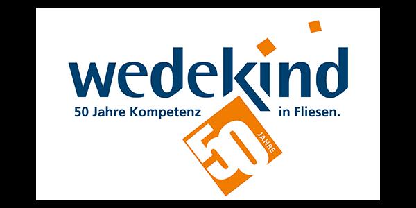 Logo Wedekind Fliesen